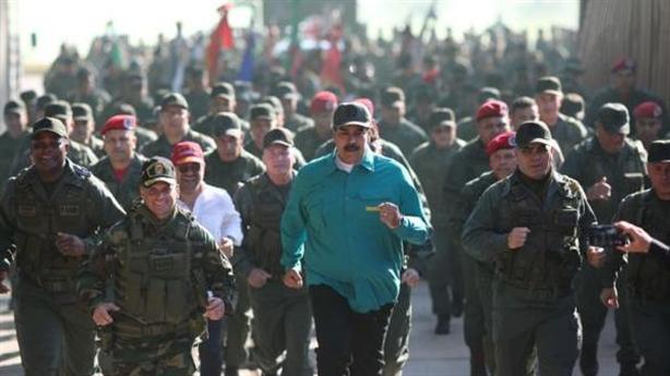 Ngại Mỹ, Tổng thống Maduro lệnh quân đội sẵn sàng chiến đấu