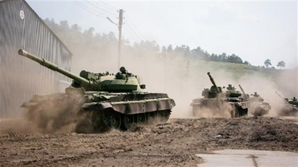 Nga chuyển thêm lô tăng cực mạnh cho SAA