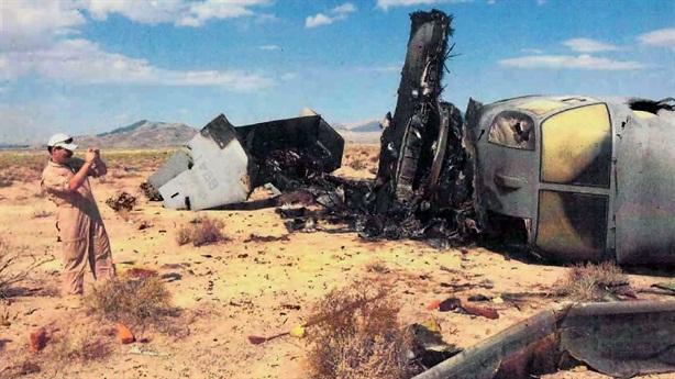 Mỹ tiết lộ cơn ác mộng của V-22 Osprey