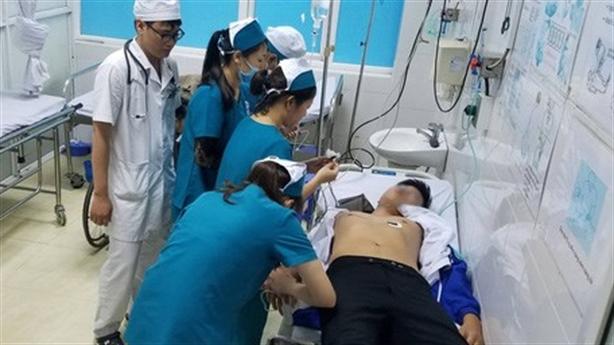 Nam sinh nhập viện sau khi bị tạm giữ: Khẳng định nóng