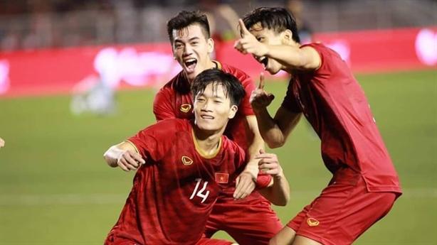 U22 Việt Nam ngược dòng quật ngã Indonesia:Chân dung nhà vô địch?