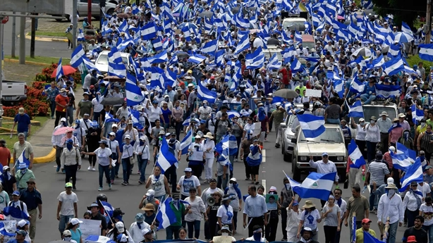 Lật đổ Ortega: Mỹ chuẩn bị cuộc cách mạng ở Nicaragua