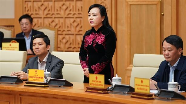 Bà Nguyễn Thị Kim Tiến: 'Tôi luôn biết ơn...'