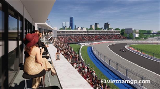 1.000 tình nguyện viên sẵn sàng cho chặng đua F1 Việt Nam