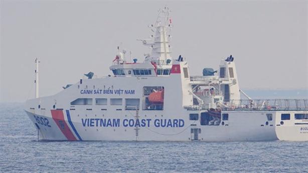 Tàu CSB tối tân nhất Việt Nam cập cảng Nhật Bản