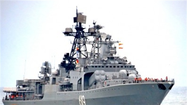 Các tàu của dự án Udaloy sẽ nhận được tên lửa Zircon