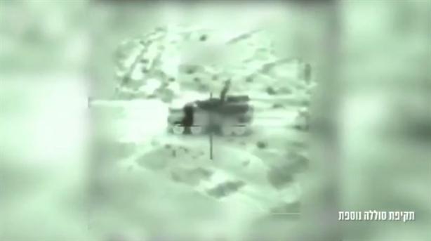 Kho chứa Pantsir-S1 của Syria bị Israel phá hủy?