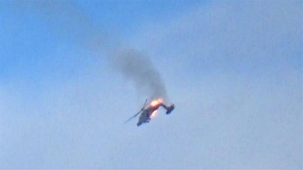 Hệ thống phòng không R-27T bắn hạ Apache