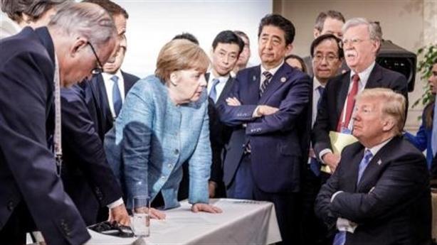 Luật hoá ngăn cản Nga dự hội nghị G-7, Washington sợ gì?