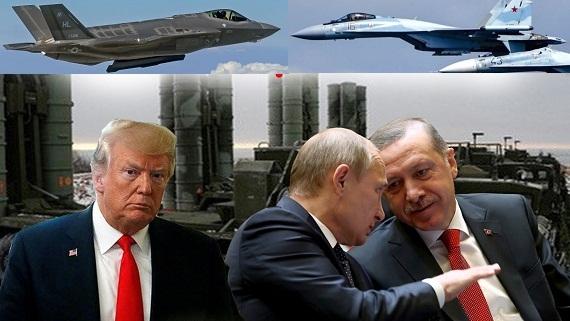 Ông Trump 'bật đèn xanh' cho Thổ Nhĩ Kỳ mua Su-35/Su-57 Nga?