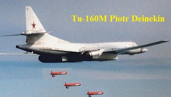 'Thiên Nga già' Tu-160 trẻ lại nhờ Kh-101/Kh-102 và Kinzhal