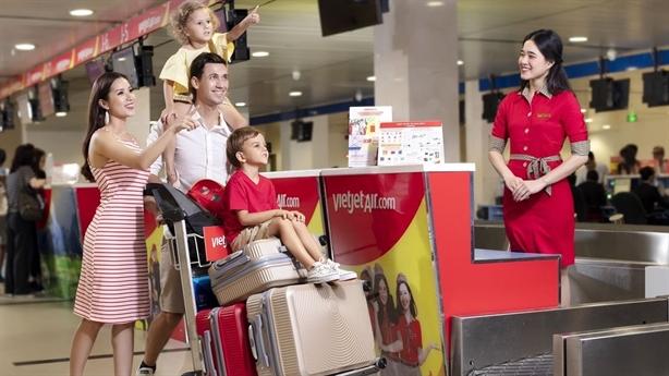 Vietjet cung cấp 2,5 triệu ghế phục vụ Tết Canh Tý 2020