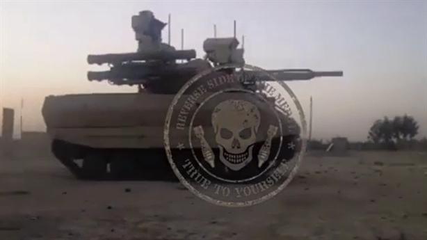 Sự thật Uran-9 quay trở lại chiến trường Syria