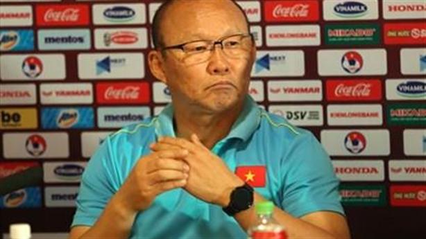 Ông Park thừa nhận sự thật sau trận hòa Thái Lan