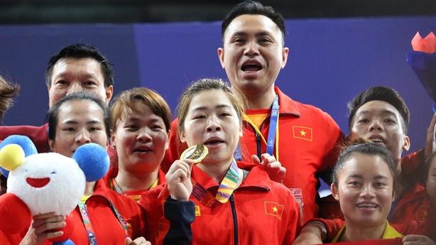 Tổng sắp huy chương SEA Games 30, Việt Nam vững top 2