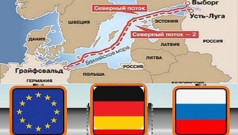 Mỹ nhiệt tình 'cứu Đức khỏi Nga', Berlin nói: Đừng, không cần!