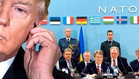 Ông Trump trừng phạt kinh tế, buộc đồng minh NATO chi 2%GDP