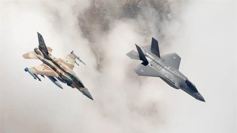 Israel báo cáo F-35 tấn công sân bay Syria gần S-400