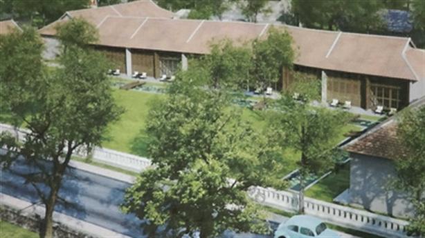 Dự án nghỉ dưỡng 6 sao sát Đại nội Huế: Điểm lạ