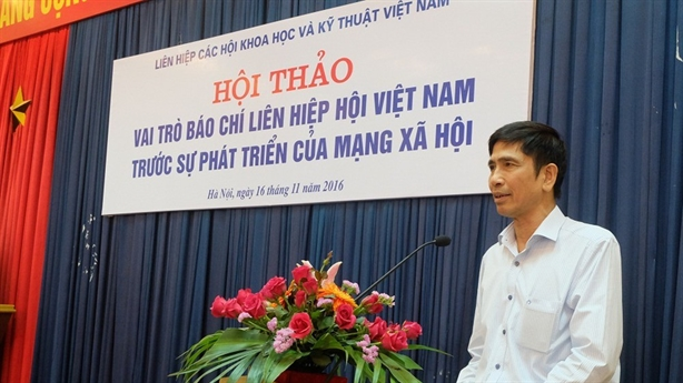 Nâng cao uy tín của LHH Việt Nam trong xã hội