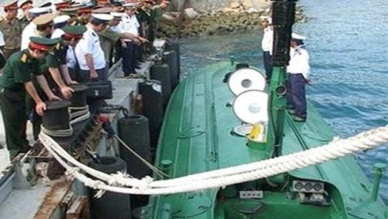 Báo Nga bình luận bài viết tàu ngầm mini trên Đất Việt
