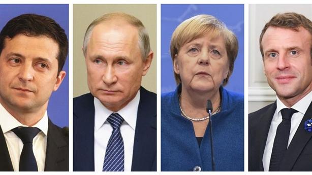 Ukraine sẽ xây bức tường biên giới với Donbass