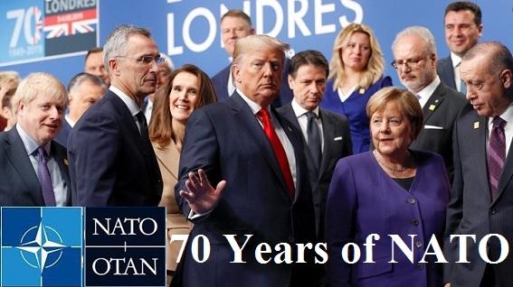NATO 70 tuổi và tương lai rạn vỡ