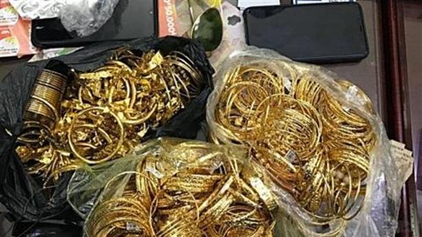 Trộm 200 cây vàng, phẫu thuật thẩm mỹ để lẩn trốn