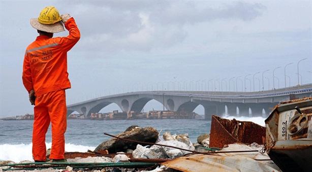 Maldives chật vật tìm cách thoát bẫy nợ Trung Quốc