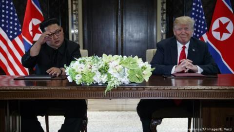 Triều Tiên bỏ đối thoại hạt nhân, trách Mỹ câu giờ