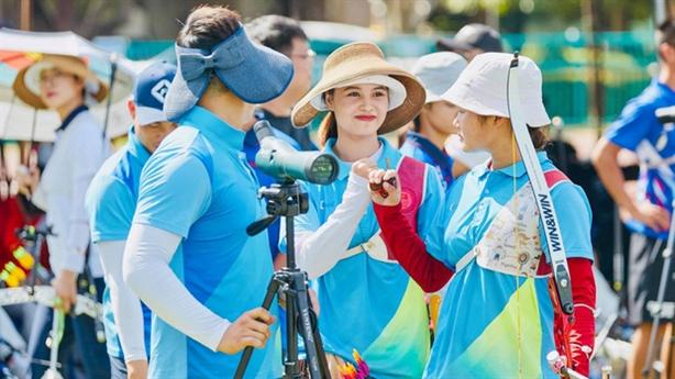 Tổng sắp huy chương SEA Games 30: Bắn cung, Karate tỏa sáng
