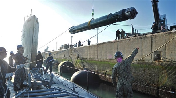 Nga trang bị ngư lôi vượt xa Mk-48 Mỹ