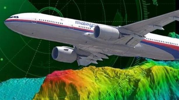 Máy bay MH370 có thể đang đậu ở một đảo hoang