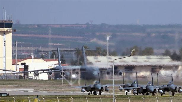 Thổ Nhĩ Kỳ dọa Mỹ: Sẽ đóng cửa căn cứ Incirlik, nếu...
