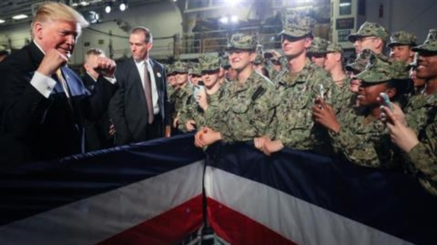 Truyền thông vạch trần cáo buộc Nga tẩy não lính Mỹ