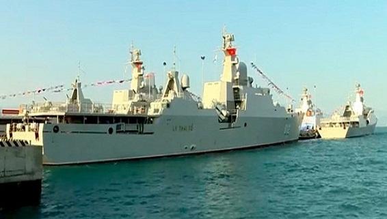 Cặp Gepard thứ 3 Việt Nam có tên lửa phòng không 150-180km?