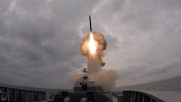 Kalibr diệt mục tiêu sau khi phóng 137 giây