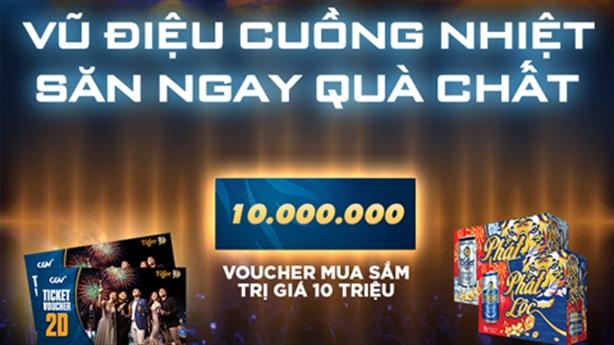 Sân chơi mới cho tài năng âm nhạc Việt mùa lễ hội