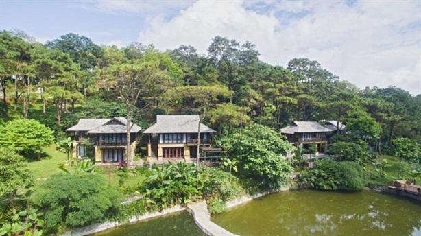 Khách tố Resort Melia Ba Vì dùng nước bẩn, mùi tanh