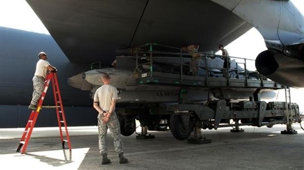 B-52H trang bị tên lửa hạt nhân đấu với Nga