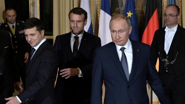 Thỏa thuận khí đốt Nga-Ukraine: Thủ tướng Ukraine nói lời lạ...