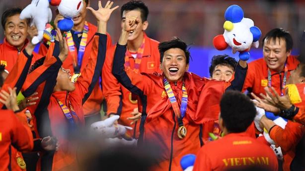 Kết thúc SEA Games: Vượt mặt Thái, Việt Nam xếp thứ 2