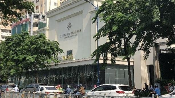 Cưỡng chế Riverside Palace không phép giữa Sài Gòn