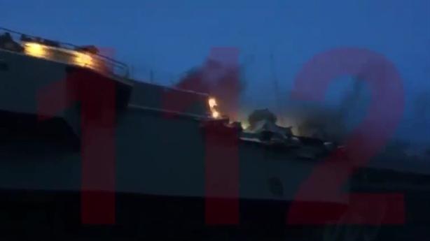 Video tàu Đô đố