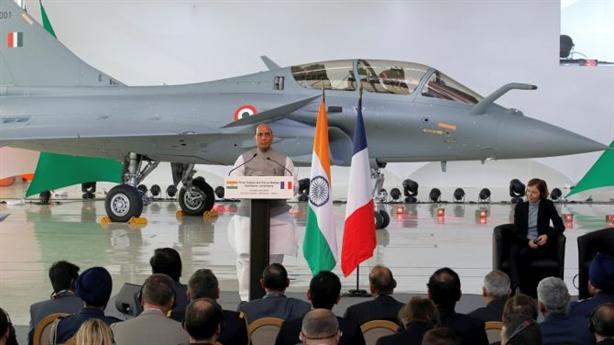 Trang bị giúp Rafale dư sức đánh bại Su-35