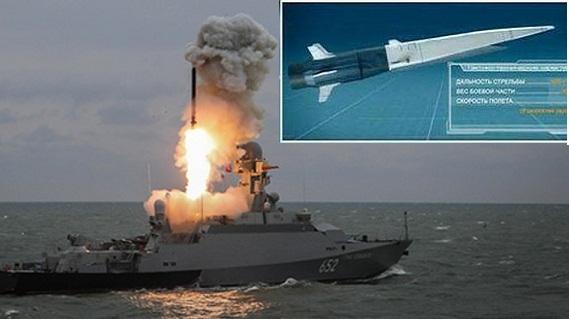 Công thức thống trị đại dương của chiến hạm Nga