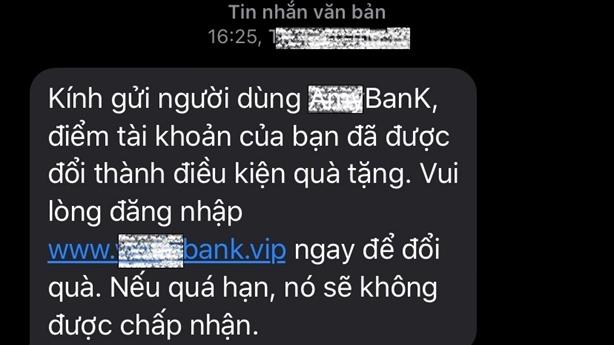 Thủ đoạn lừa đảo tinh vi mới của tội phạm ngân hàng