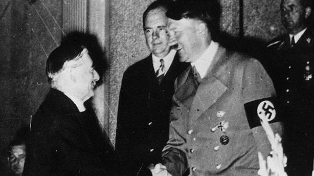 Ông Putin nói thẳng và hiệp ước thực sự gây Thế chiến
