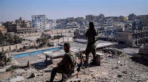 Mỹ lạnh lùng đập tan giấc mơ tự trị người Kurd