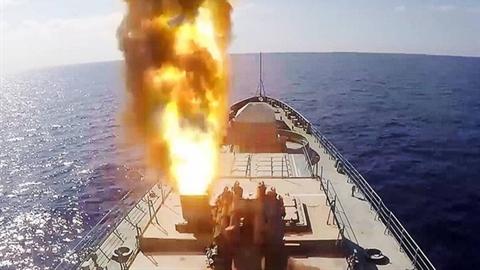 Chi tiết bí ẩn trong vụ thử tên lửa Kalibr của Nga